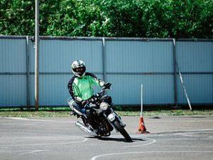 Обучение управлением мотоциклом